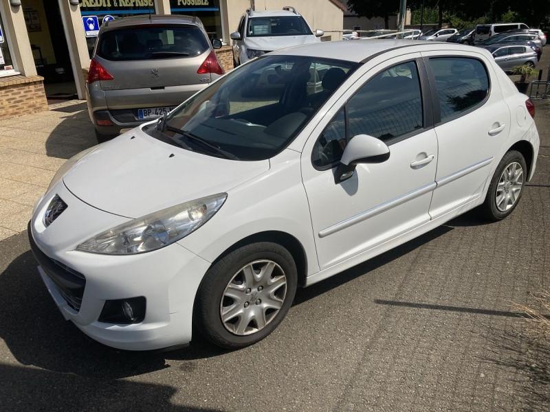 Peugeot 207 1.4 HDI FAP ACTIVE 5P Diesel BLANC Occasion à vendre