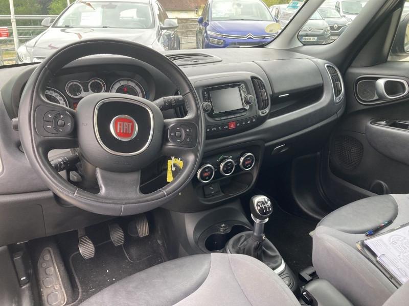 Photo 7 de l'offre de FIAT 500L LIVING 1.6 MULTIJET 16V 105CH S&S LOUNGE à 9500€ chez ATCA 61