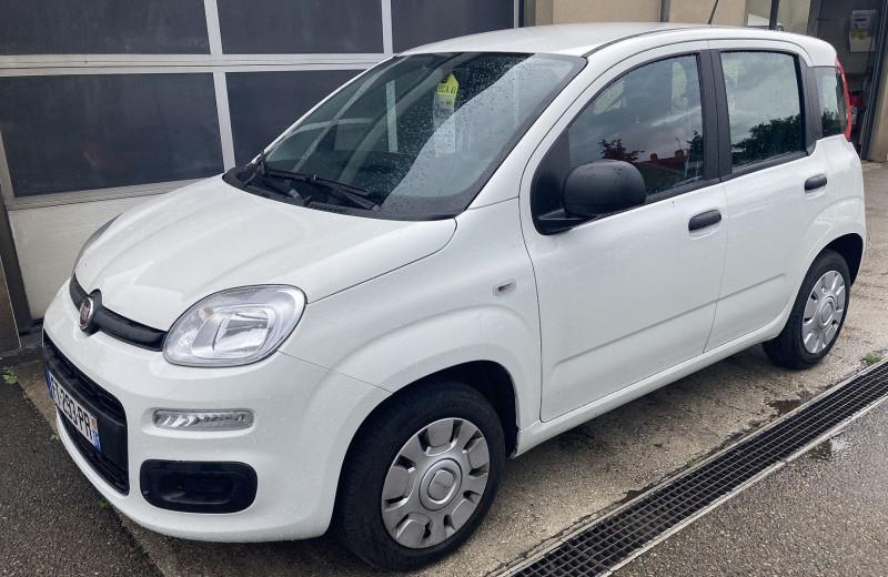 Fiat PANDA 1.2 8V 69CH S&S  EURO6D Essence BLANC Occasion à vendre