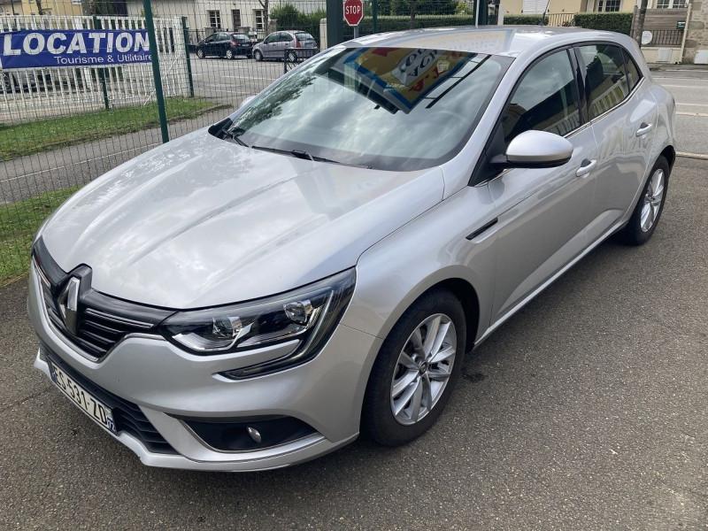 Renault MEGANE IV 1.2 TCE 130CH ENERGY ZEN Essence GRIS C Occasion à vendre