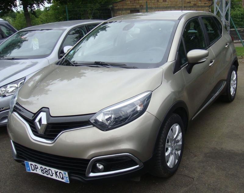 Renault CAPTUR 1.5 DCI 90CH STOP&START ENERGY BUSINESS ECO² Diesel BEIGE  Occasion à vendre