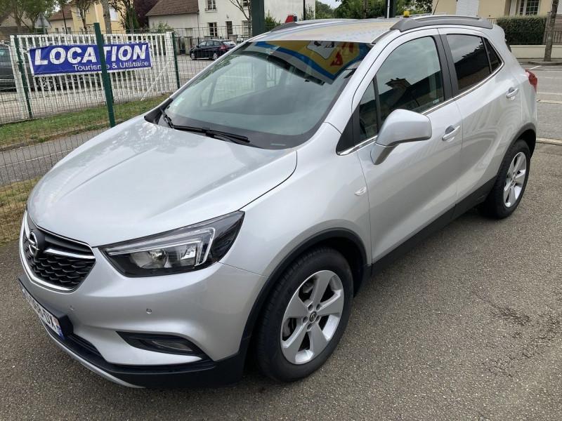 Opel MOKKA X 1.4 TURBO 140CH ELITE 4X2 Essence GRIS C Occasion à vendre