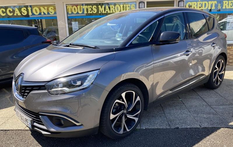 Renault SCENIC IV 1.6 DCI 130CH ENERGY INTENS Diesel GRIS C Occasion à vendre