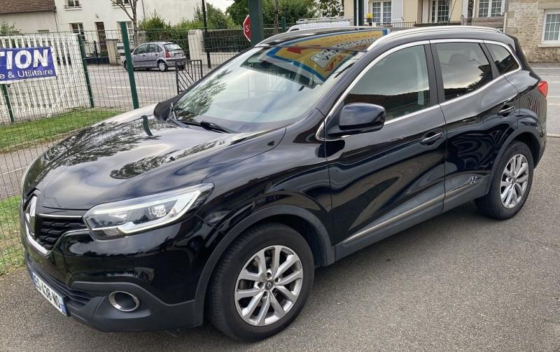 Renault KADJAR 1.5 DCI 110CH ENERGY ZEN EDC ECO² Diesel NOIR Occasion à vendre