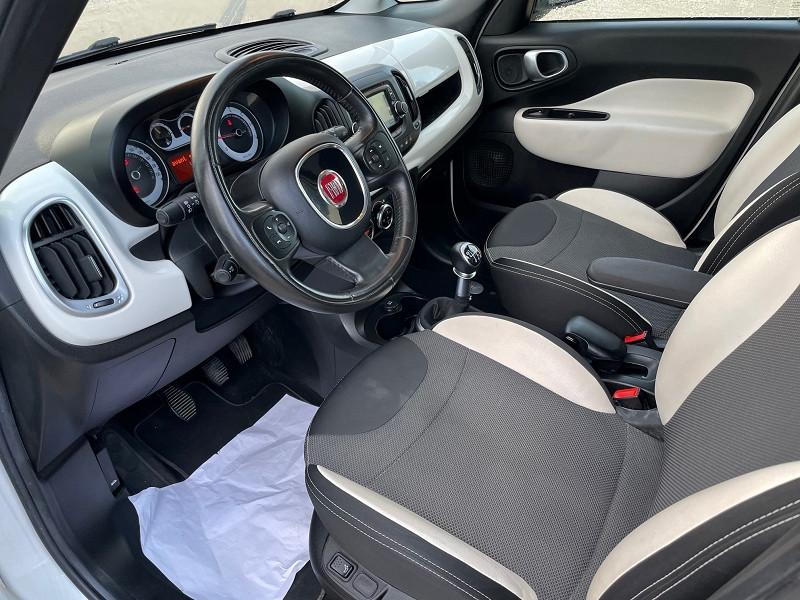 Photo 7 de l'offre de FIAT 500L 1.6 MULTIJET 16V 120CH S&S TREKKING à 13290€ chez Univers auto