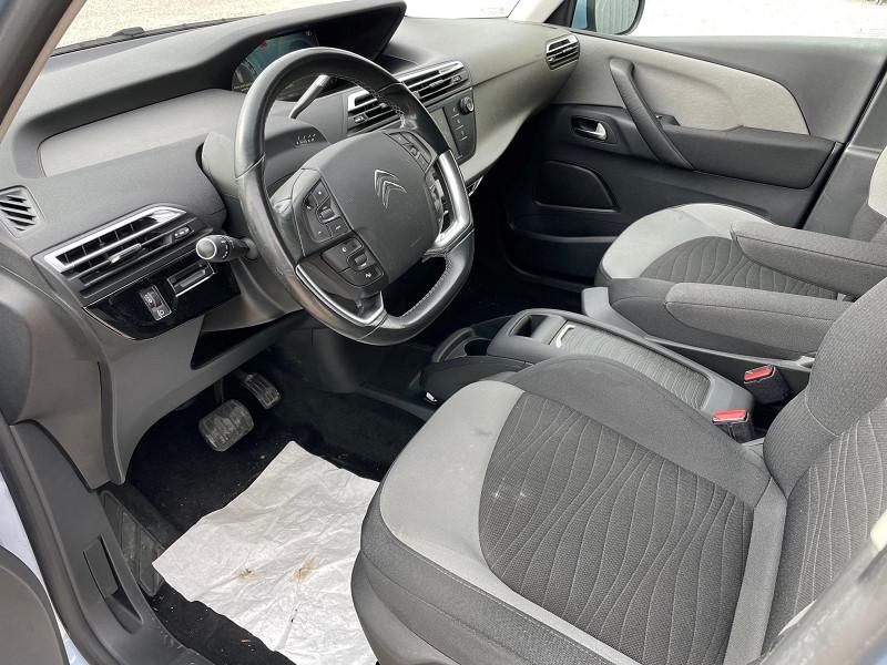 Photo 8 de l'offre de CITROEN GRAND C4 PICASSO 7 PLACES E-HDI 115CH BUSINESS + ETG6 à 12390€ chez Univers auto