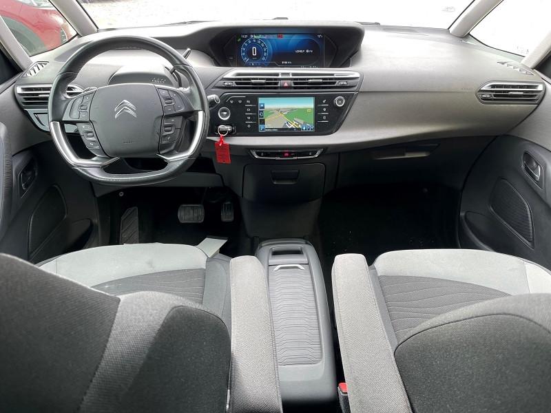 Photo 3 de l'offre de CITROEN GRAND C4 PICASSO 7 PLACES E-HDI 115CH BUSINESS + ETG6 à 12390€ chez Univers auto