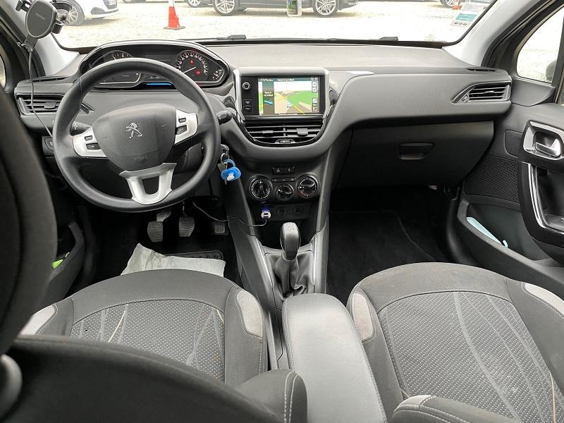 Photo 2 de l'offre de PEUGEOT 208 1.4 HDI FAP ACTIVE 5P à 8390€ chez Univers auto