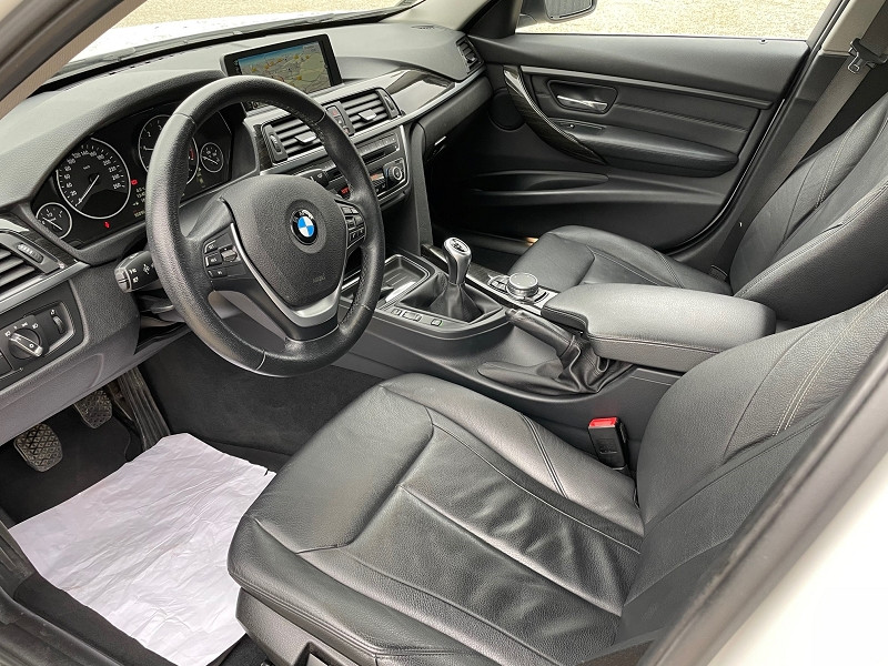 Photo 6 de l'offre de BMW SERIE 3 (F30) 316D 116CH LUXURY à 16890€ chez Univers auto