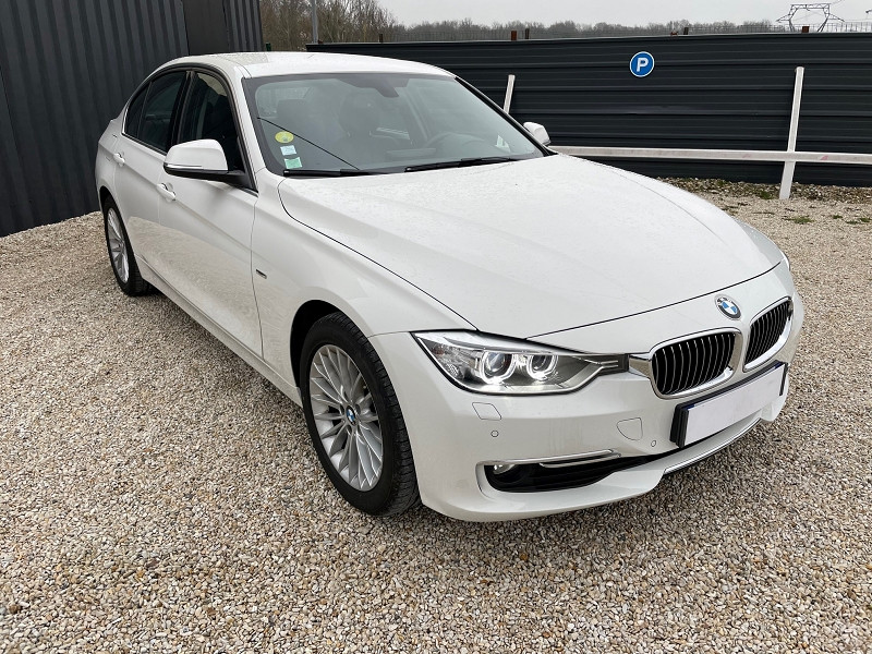 Photo 1 de l'offre de BMW SERIE 3 (F30) 316D 116CH LUXURY à 16890€ chez Univers auto