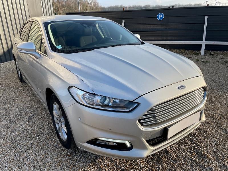 Ford MONDEO 2.0 HYBRID 187CH TITANIUM BVA 4P Hybride GRIS LUNAIRE Occasion à vendre