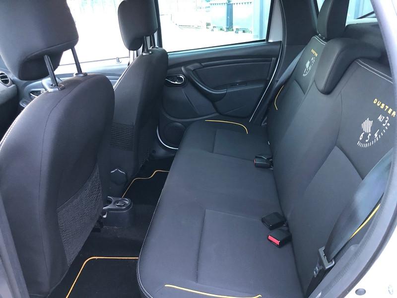 Photo 7 de l'offre de DACIA DUSTER 1.5 DCI 110CH SL 10 ANS 4X2 EURO6 à 11890€ chez Univers auto