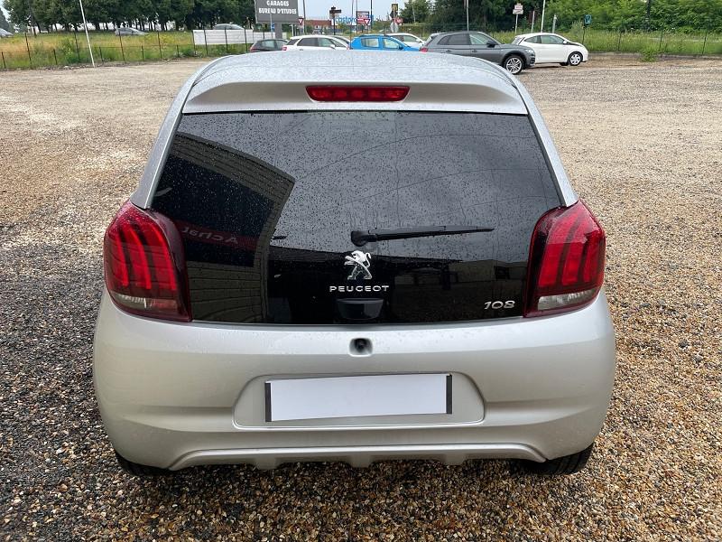 Photo 9 de l'offre de PEUGEOT 108 VTI 72 STYLE 5P à 9690€ chez Univers auto