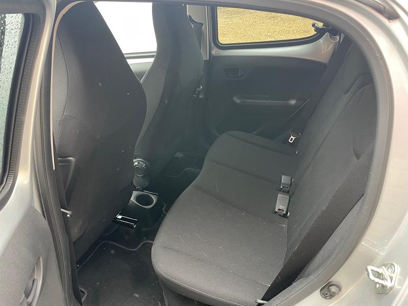 Photo 7 de l'offre de PEUGEOT 108 VTI 72 STYLE 5P à 9690€ chez Univers auto