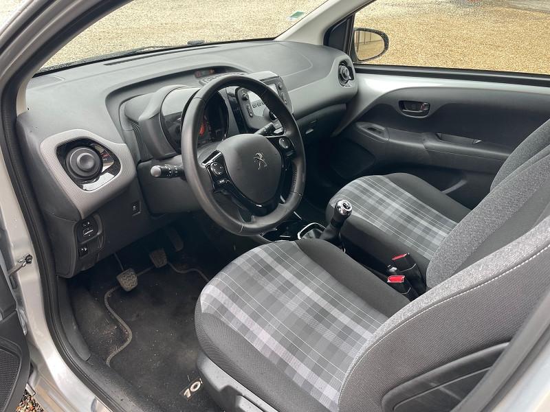 Photo 6 de l'offre de PEUGEOT 108 VTI 72 STYLE 5P à 9690€ chez Univers auto