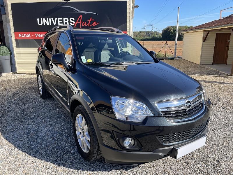 Opel ANTARA 2.2 CDTI163 EDITON PACK 4X2 Diesel NOIR Occasion à vendre