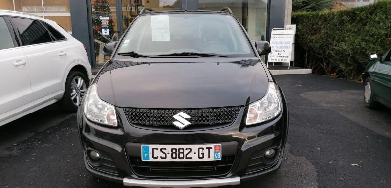 Suzuki SX4 2.0 DDIS GLX 4X4 Diesel NOIR Occasion à vendre