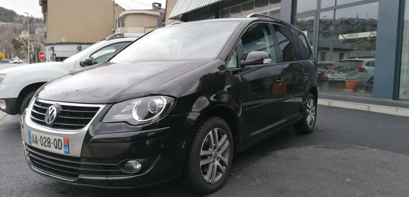 Volkswagen TOURAN 1.9 TDI 105CH CONFORTLINE Diesel NOIR Occasion à vendre