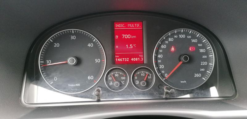 Photo 13 de l'offre de VOLKSWAGEN TOURAN 1.9 TDI 105CH CONFORTLINE à 6990€ chez Loz'auto