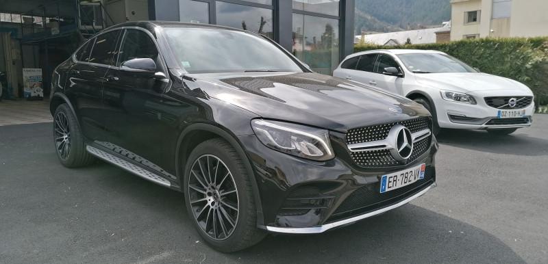 Mercedes-Benz GLC COUPE 250 D 204CH FASCINATION 4MATIC 9G-TRONIC Diesel NOIR Occasion à vendre