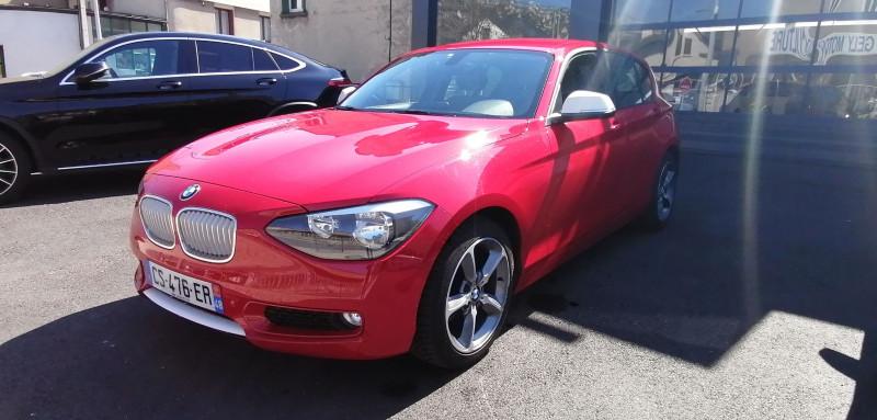 Photo 3 de l'offre de BMW SERIE 1 (F21/F20) 118D 143CH SPORT 5P à 12490€ chez Loz'auto