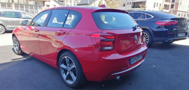 Photo 8 de l'offre de BMW SERIE 1 (F21/F20) 118D 143CH SPORT 5P à 12490€ chez Loz'auto