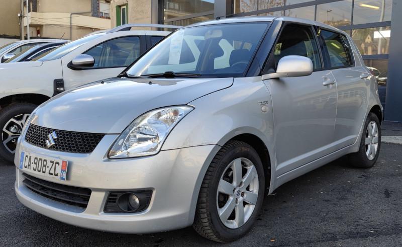 Suzuki SWIFT 1.3 DDIS 75CH GLX 5P Diesel GRIS Occasion à vendre