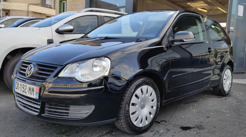 Volkswagen POLO 1.4 TDI 80CH UNITED 3P Diesel NOIR Occasion à vendre