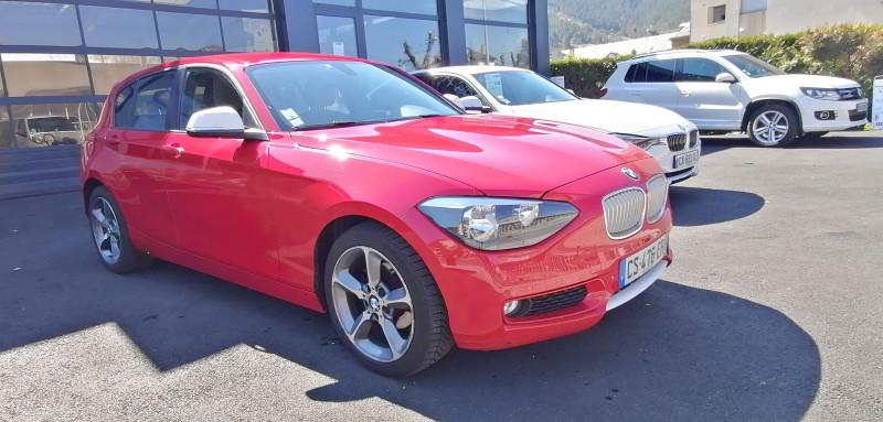 Photo 10 de l'offre de BMW SERIE 1 (F21/F20) 118D 143CH SPORT 5P à 12490€ chez Loz'auto