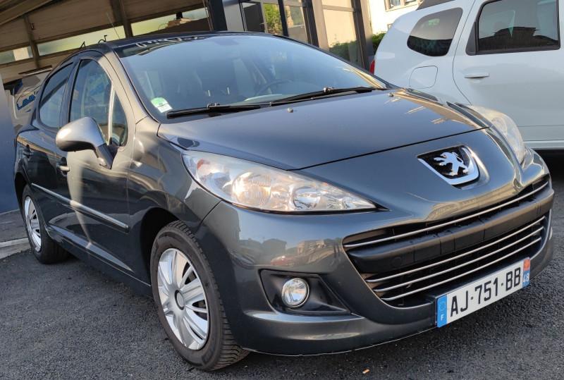 Peugeot 207 1.6 HDI110 FAP PREMIUM 5P Diesel GRIS Occasion à vendre