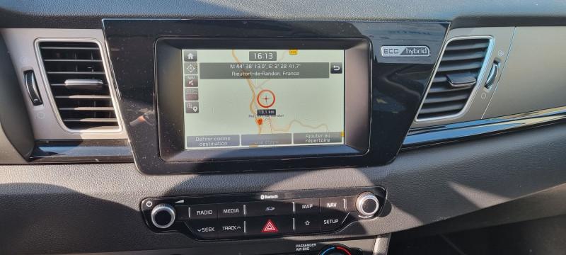 Photo 7 de l'offre de KIA NIRO 1.6 GDI 105CH ISG + ELECTRIQUE 43.5CH ACTIVE DCT6 EURO6D-T à 19490€ chez Loz'auto