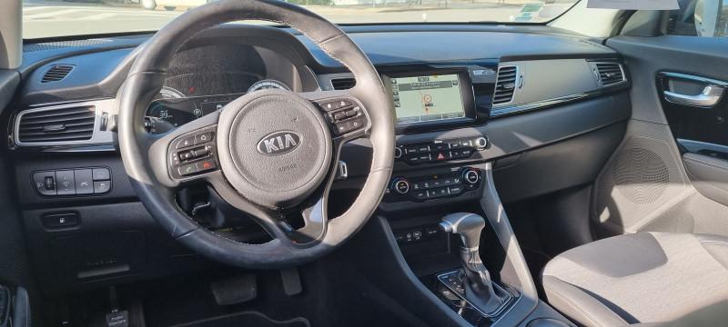 Photo 3 de l'offre de KIA NIRO 1.6 GDI 105CH ISG + ELECTRIQUE 43.5CH ACTIVE DCT6 EURO6D-T à 19490€ chez Loz'auto