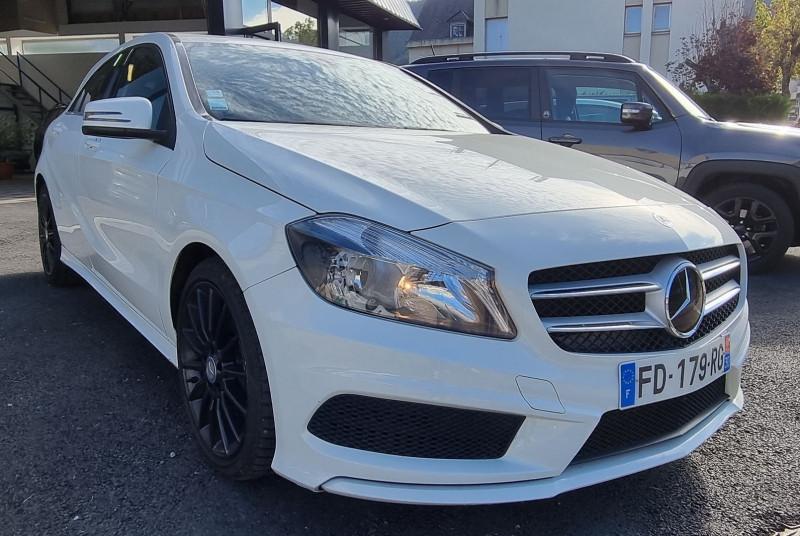 Mercedes-Benz CLASSE A (W176) 200 CDI FASCINATION Diesel BLANC Occasion à vendre