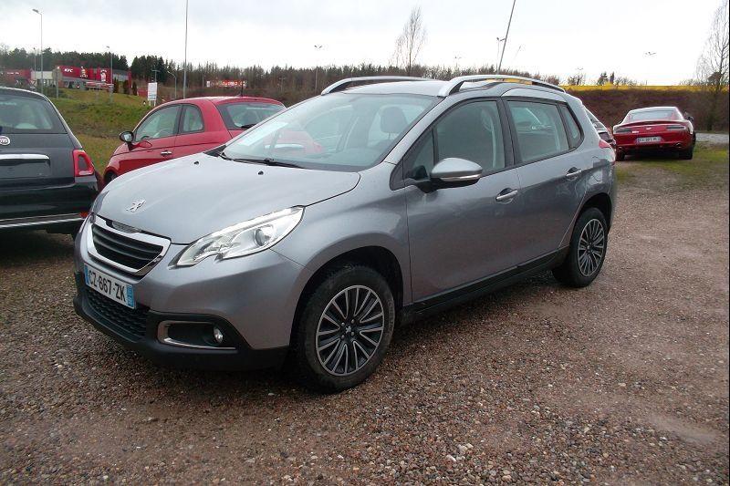 Peugeot 2008 1.6 E-HDI92 FAP ACTIVE Diesel ANTHRACITE Occasion à vendre