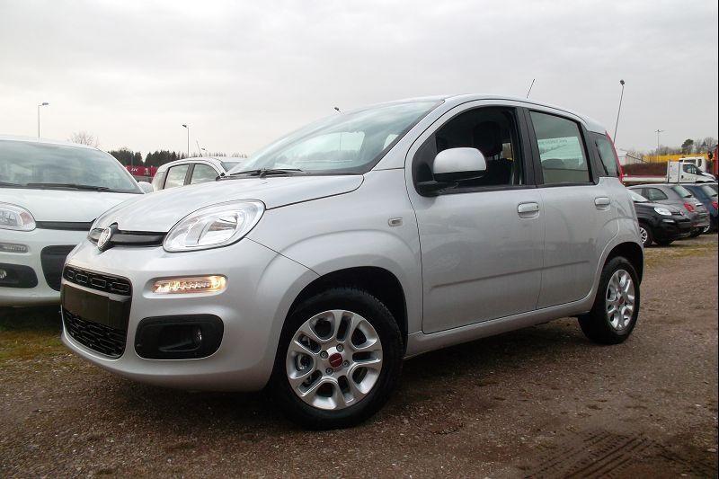 Fiat PANDA 1.2 8V 69CH S&S LOUNGE  EURO6D Essence GRIS Occasion à vendre