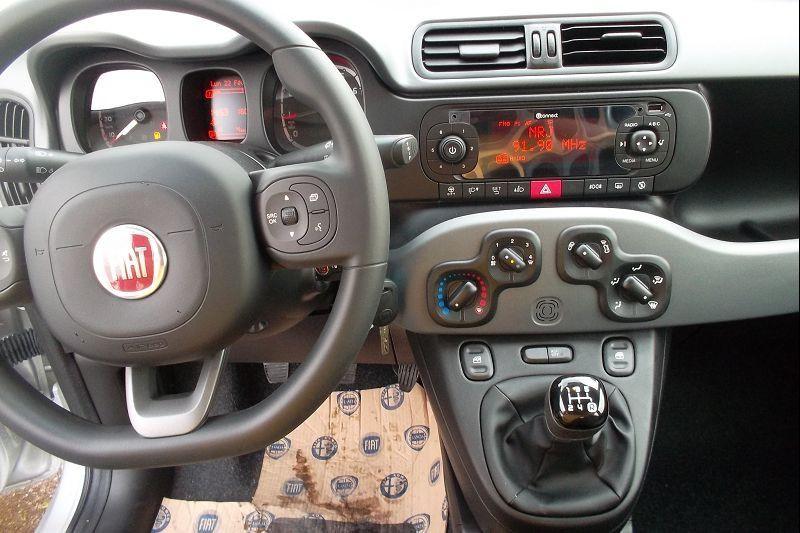 Photo 7 de l'offre de FIAT PANDA 1.2 8V 69CH S&S LOUNGE  EURO6D à 10490€ chez François-Pierre automobiles