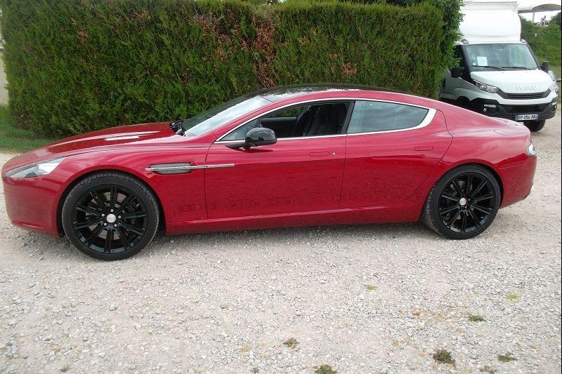 Photo 2 de l'offre de ASTON MARTIN RAPIDE V12 5.9 à 63000€ chez François-Pierre automobiles
