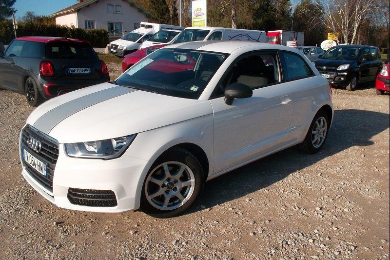 Audi A1 1.4 TFSI 125CH Essence BLANC Occasion à vendre