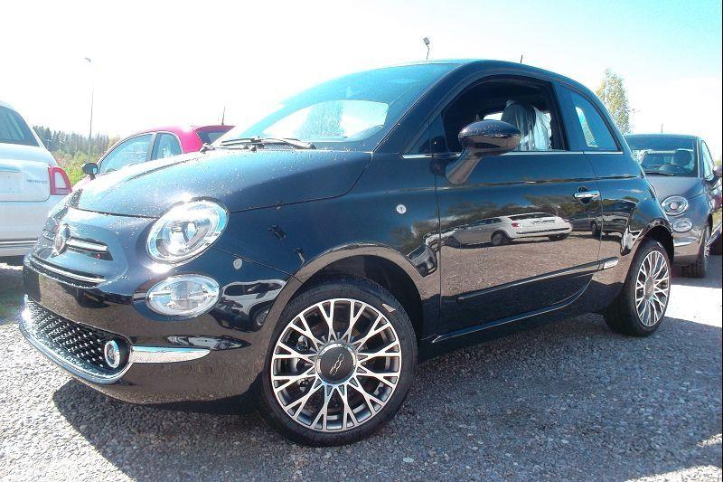 Fiat 500 1.0 70CH BSG S&S STAR Essence NOIR Occasion à vendre
