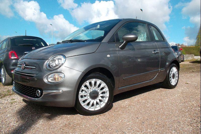Fiat 500 1.0 70CH BSG S&S LOUNGE Essence ANTHRACITE Occasion à vendre