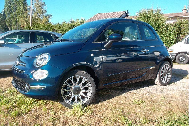 Fiat 500 1.0 70CH BSG S&S STAR Essence BLEU Occasion à vendre
