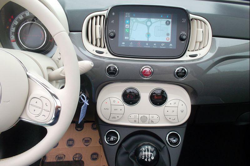 Photo 6 de l'offre de FIAT 500C 1.0 70CH BSG S&S LOUNGE à 15590€ chez François-Pierre automobiles
