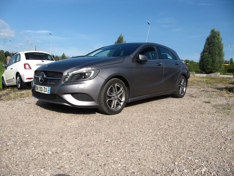 Mercedes-Benz CLASSE A (W176) 200 CDI BUSINESS EXECUTIVE 7G-DCT Diesel ANTHRACITE Occasion à vendre
