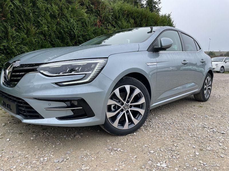 Renault MEGANE IV 1.5 BLUE DCI 115CH INTENS Diesel GRIS Occasion à vendre