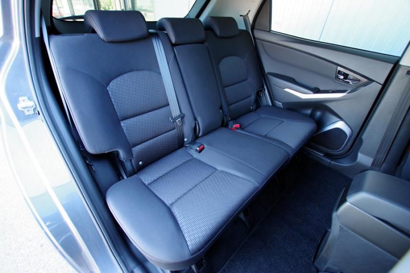 Photo 5 de l'offre de SSANGYONG KORANDO 220 E-XDI 178CH PACK SPORT 2WD à 19900€ chez ACCEL' AUTO