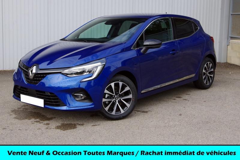 Renault CLIO V 1.5 BLUE DCI 115 INTENS Diesel BLEU IRON Neuf à vendre