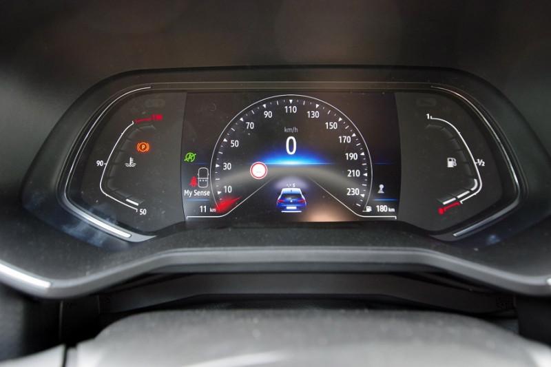 Photo 11 de l'offre de RENAULT CLIO V 1.5 BLUE DCI 115 INTENS à 18700€ chez ACCEL' AUTO