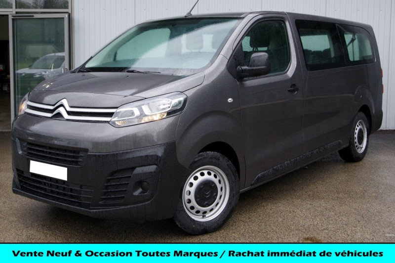 Photo 1 de l'offre de CITROEN SPACETOURER XL BLUEHDI 120  9PL à 27980€ chez ACCEL' AUTO