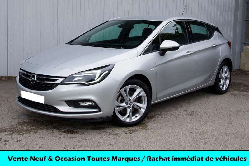 Opel ASTRA 1.6 D 136 INNOVATION EURO6D-T Diesel GRIS ARTENSE Occasion à vendre