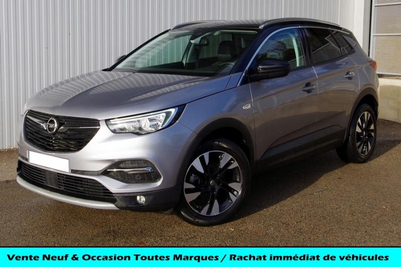 Opel GRANDLAND X 1.5 D 130CH INNOVATION BVA8 Diesel GRIS / TOIT NOIR Occasion à vendre